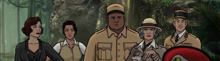 "Archer S09E06 ""Some Remarks on Cannibalism"""