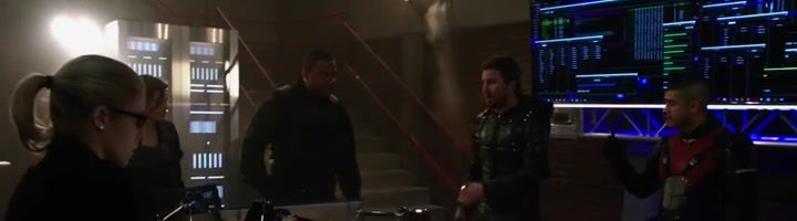 "Arrow S06E22 ""The Ties That Bind"""