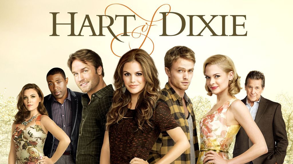 Doktorka z Dixie_Hart of Dixie