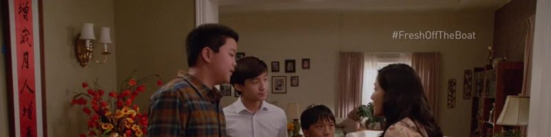 "Huangovi v Americe / Fresh Off the Boat S04E07 ""The Day After Thanksgiving"""