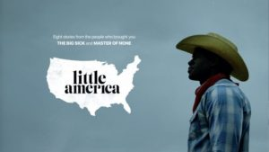 seriál Little-America series
