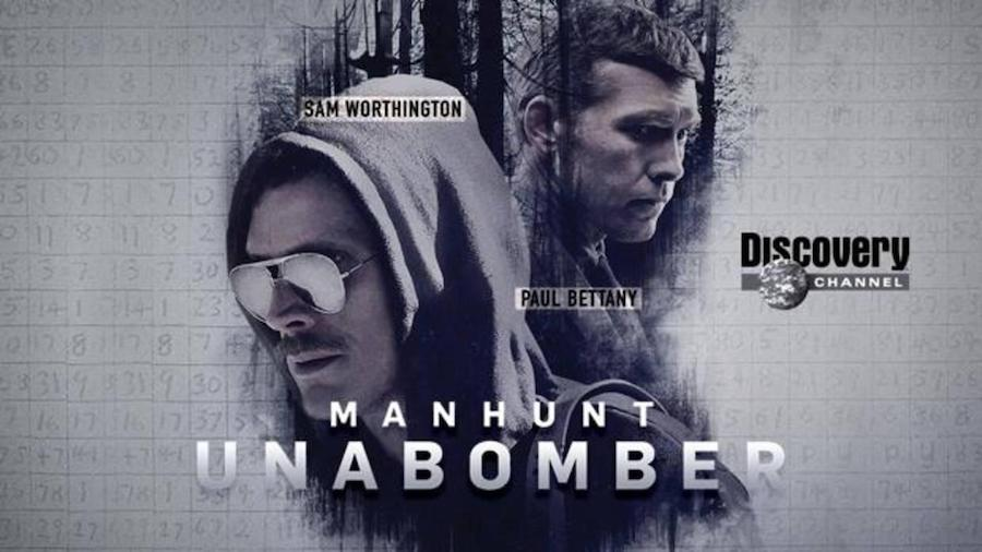 seriál Manhunt-Unabomber