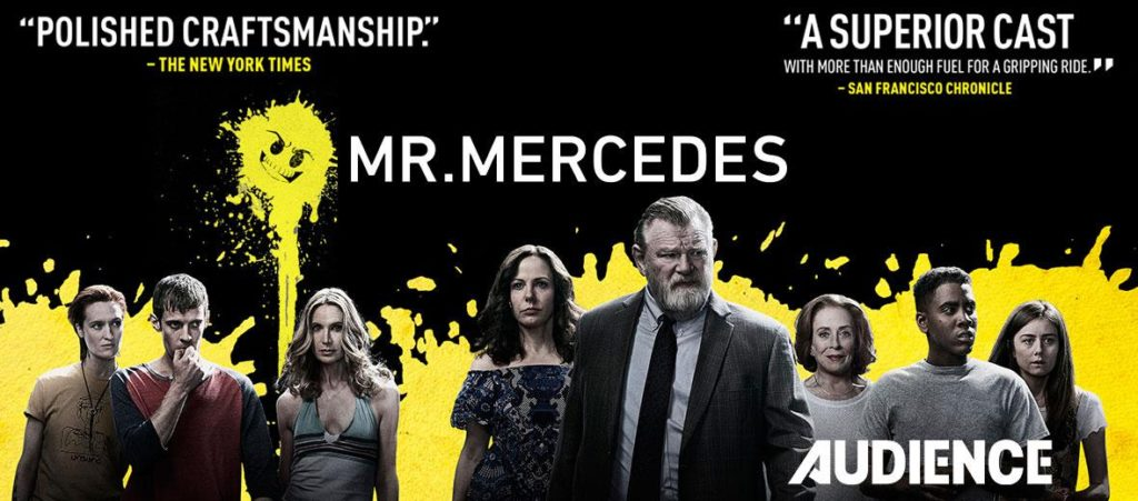seriál Mr. Mercedes
