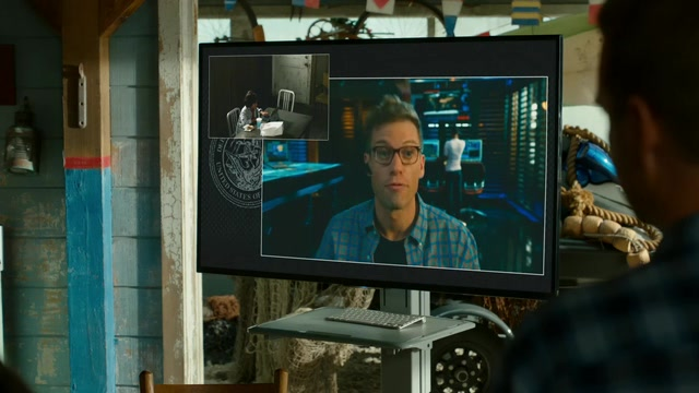 "NCIS Los Angeles / NCIS LA S09E08 ""This Is What We Do"""