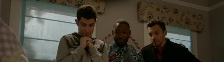 "Nová holka / New girl S07E02 ""Tuesday Meeting"""