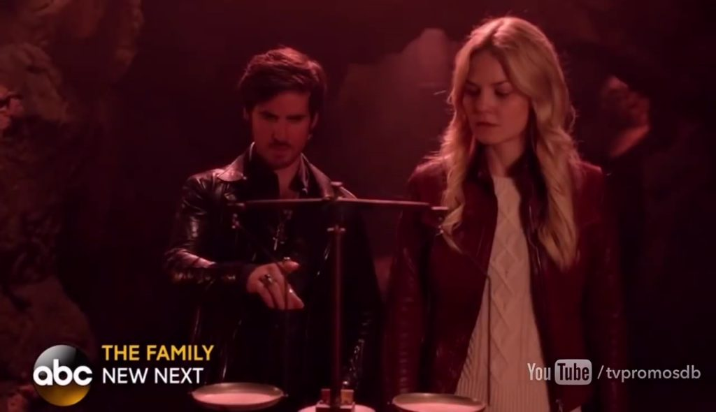 Once Upon a Time 5x20 Promo 'Firebird