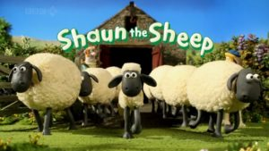 Ovečka Shaun_Shaun the Sheep