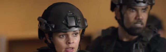 "S.W.A.T. S01E05 ""Imposters"""