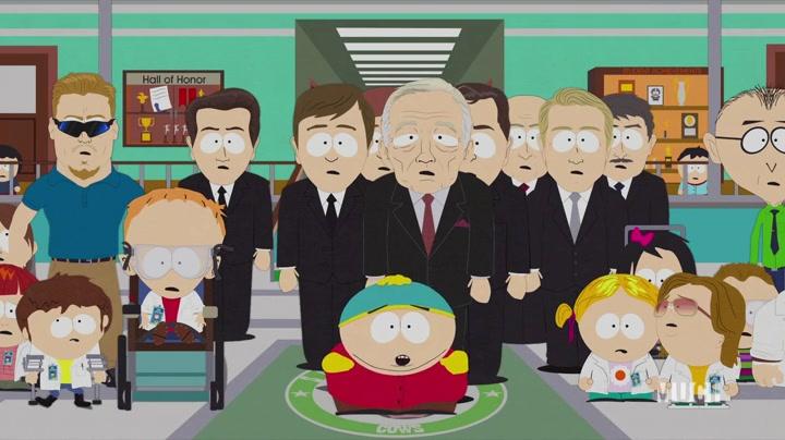 """Městečko South Park / South Park S21E08 """"Moss Piglets"""""""