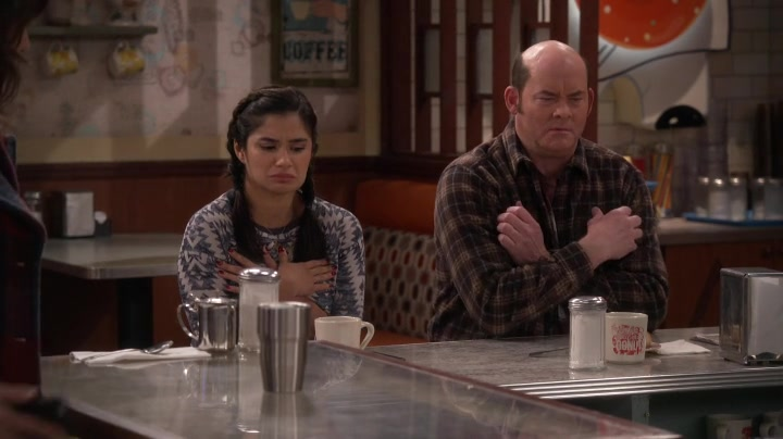 """Superior Donuts S02E04 """"Were Open on Christmas Day"""""""