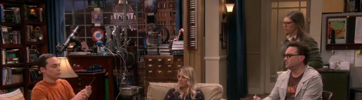 "Teorie velkého třesku / The Big Bang Theory S11E20 ""The Reclusive Potential"""