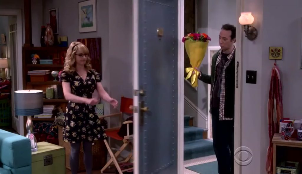 The Big Bang Theory - The Line Substitution Solution