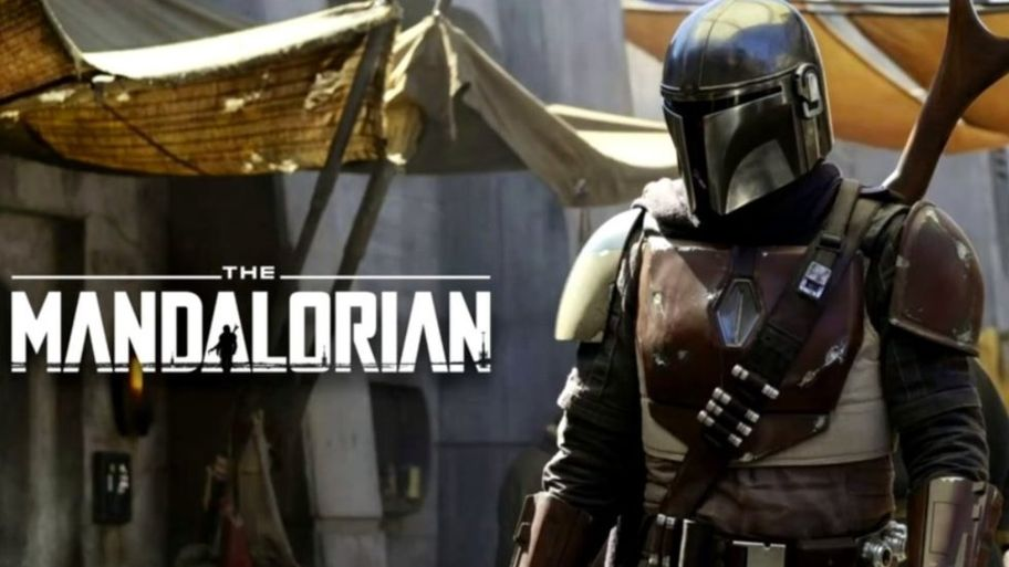 seriál The-Mandalorian