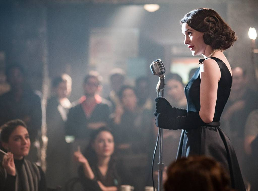 seriál The Marvelous Mrs. Maisel