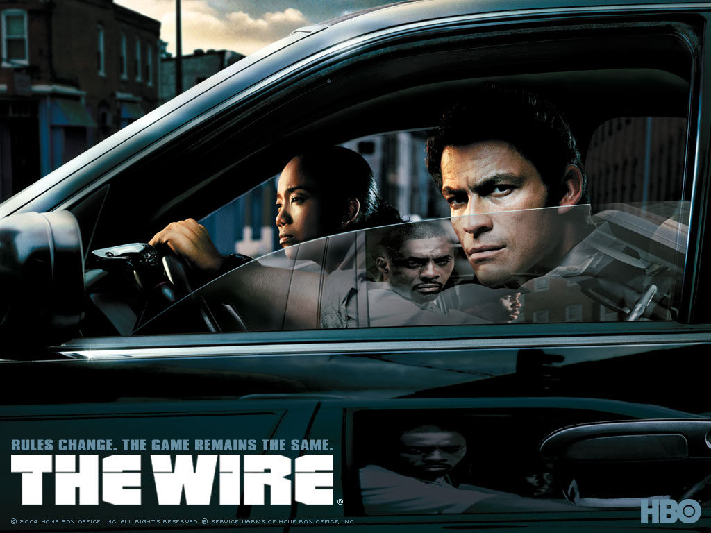 The Wire – Špína Baltimoru_Wire
