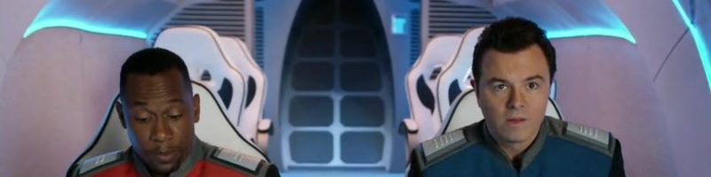 "The Orville S01E11 ""New Dimensions"""