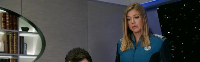 "The Orville S01E12 ""Mad Idolatry"""