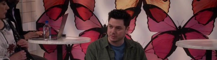 "Will a Grace / Will & Grace S09E14 ""The Beefcake and the Cake Beef"""