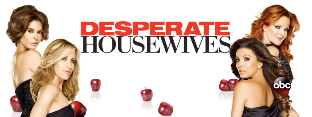 Zoufalé manželky_The Desperate Housewives