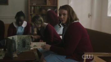 seriá Riverdale series.US.S03E08