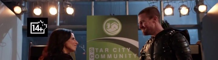 "Arrow S07E13 ""Star City Slayer"""