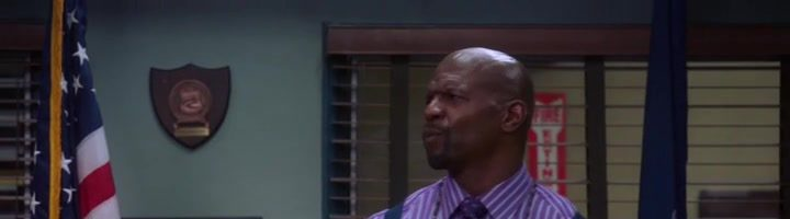"Brooklyn Nine Nine S06E01 ""Honeymoon"""