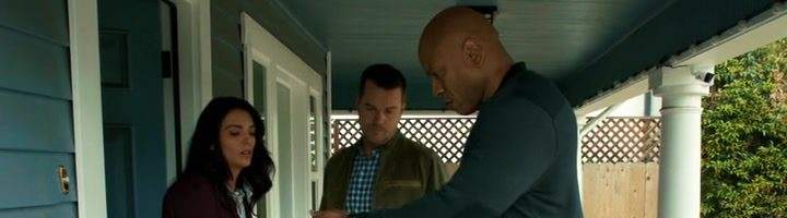 "NCIS Los Angeles / NCIS LA S10E12 ""The Sound of Silence"""