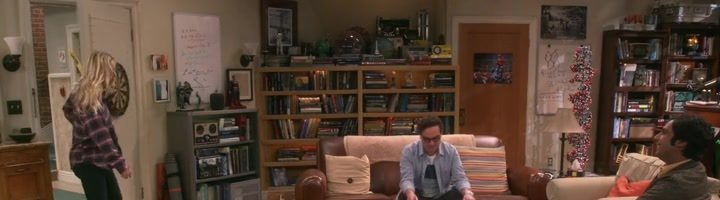 "Teorie velkého třesku / The Big Bang Theory S12E05 ""The Planetarium Collision"""