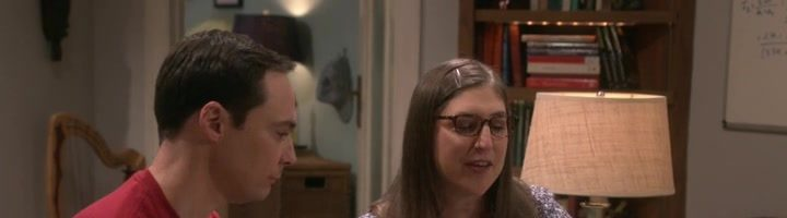 "Teorie velkého třesku / The Big Bang Theory S12E02 ""The Wedding Gift Wormhole"""