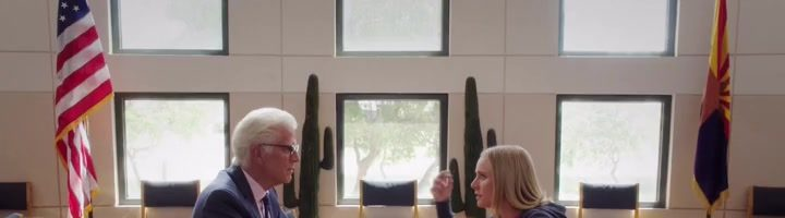"""The Good Place S03E08 """"The Worst Possible Use of Free Will"""""""