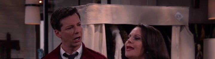 """Will a Grace / Will & Grace S10E04 """"Who's Sorry Now?"""""""