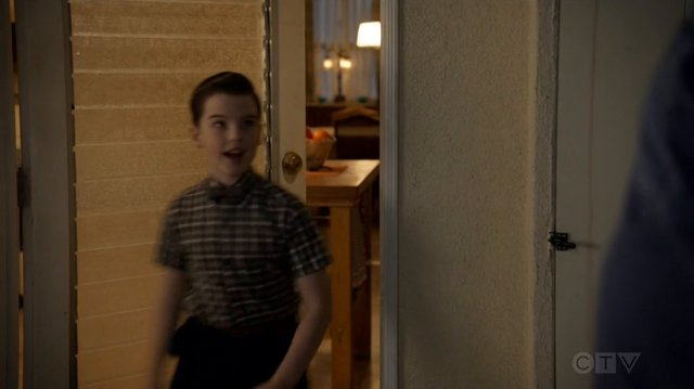 seriál Young.Sheldon series.S03E16