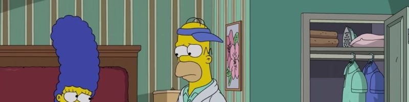 "Simpsonovi / The Simpsons S30E02 ""Heartbreak Hotel"""