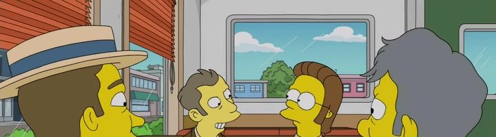 "Simpsonovi / The Simpsons S30E03 ""My Way or the Highway to Heaven"""