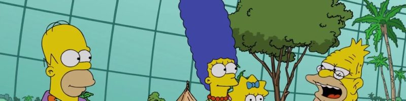 "Simpsonovi / The Simpsons S30E04 ""Treehouse of Horror XXIX"""