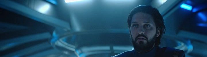 """Star Trek Discovery S02E10 """"The Red Angel"""""""