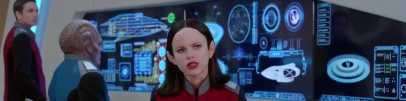 """The Orville S02E02 """"Primal Urges"""""""