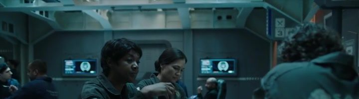 "The Expanse S03E09 ""Intransigence"""